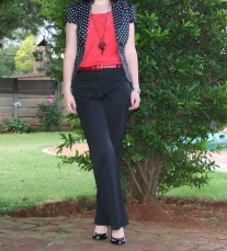 Black and Coral 3