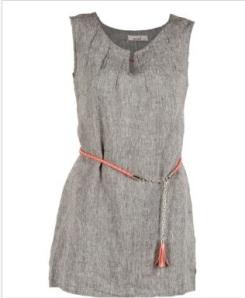 grey tunic zando