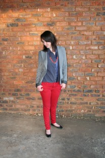 Red and navy 4