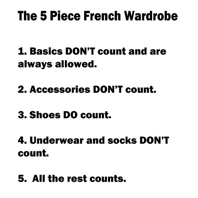 French wardrobe