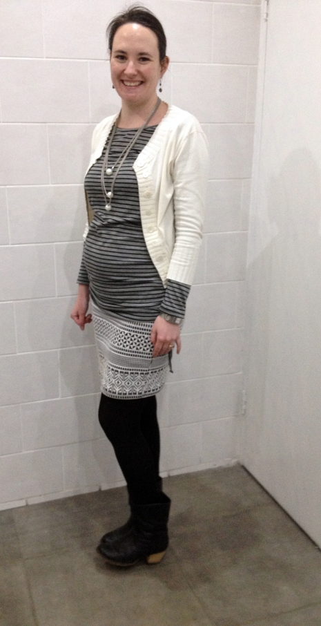 Maternity Pattern Mixing