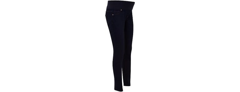 Maternity Navy Underbump Jeggings