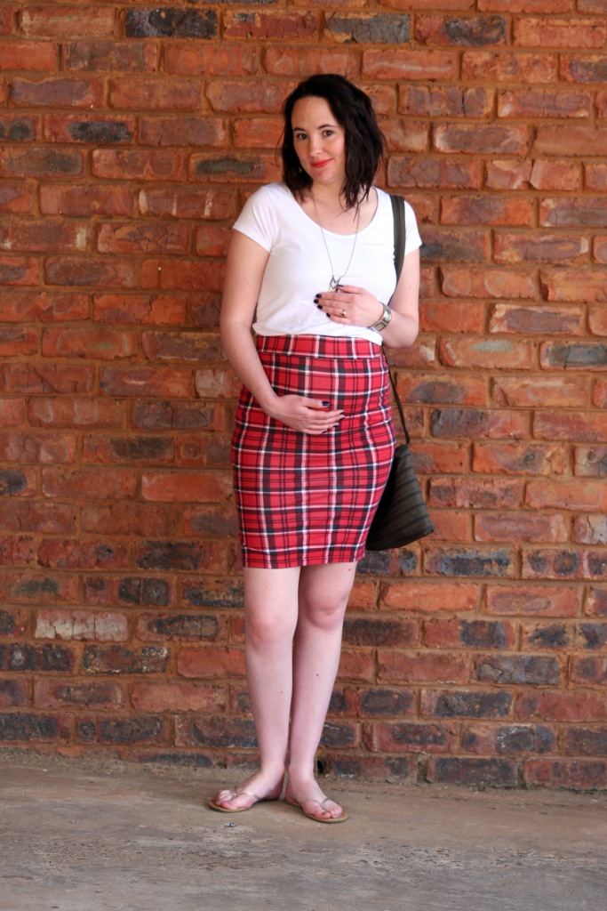white and tartan 2